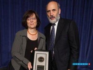 Престижная международная премия вручена врачу из Шибы