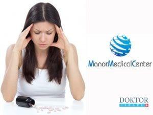 Цены на лечение мигрени в Израиле