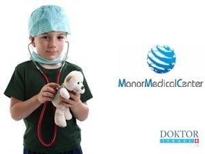 Цены на детскую нейрохирургию в Израиле