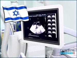 Цены на ультразвуковое доплеровское сканирование в Израиле