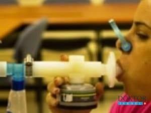 Диагностика рака легких станет возможной с помощью простой дыхательной трубочки
