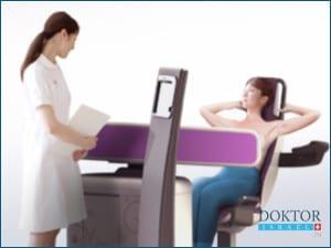 Новый нерадиационный прибор для выявления рака груди