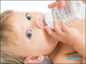 В Израиле разработано новое детское питание, без молока и сои