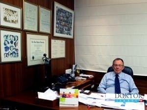Профессор Рафаэль Биэр - интервью порталу DoktorIsrael.ru