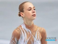 Юлия Антипова: Российская фигуристка лечится в Израиле от анорексии