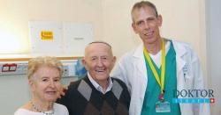 Шанс на новую жизнь в 85 лет
