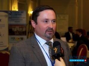 Марк Каценельсон - председатель Израильской ассоциации медицинского туризма