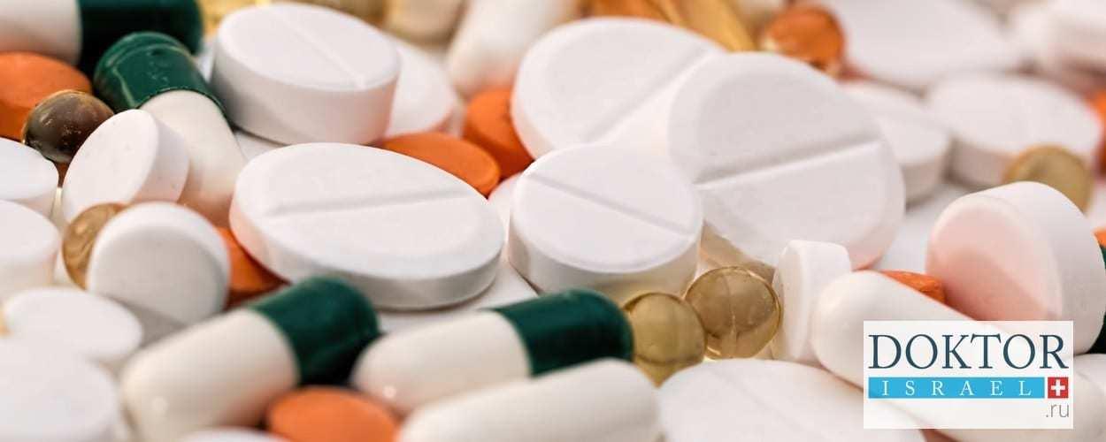 Израиль: фармацевтика и биомедицина против рака