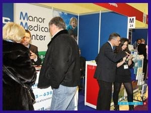 Израильские медицинские координаторы представили свою работу москвичам