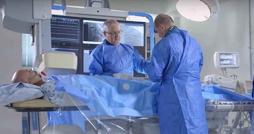 Кардиохирургическая операция на аорте