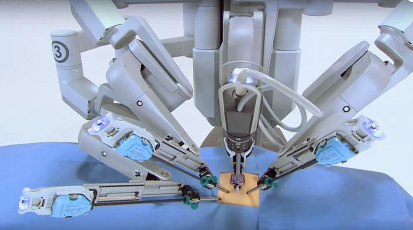 Роботизированная хирургия в Израиле