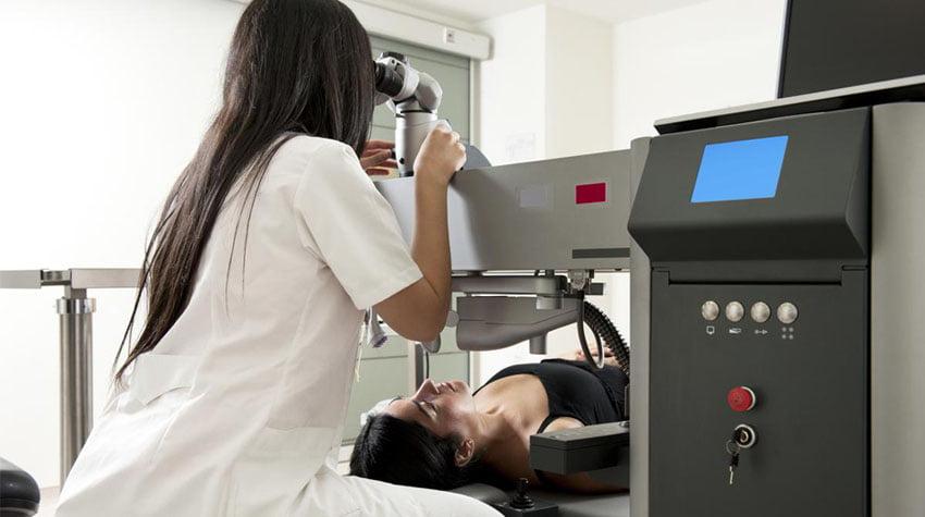 Хирургическое лечение глаз в Израиле