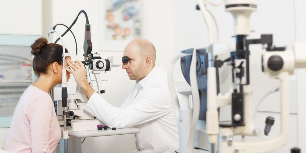 Диагностика катаракты в Израиле