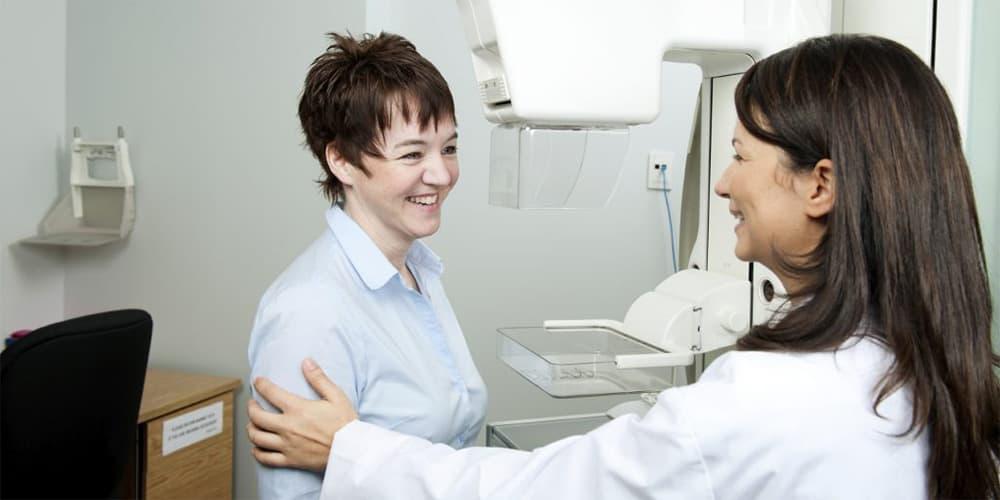 Маммография при фиброаденоме в Израиле