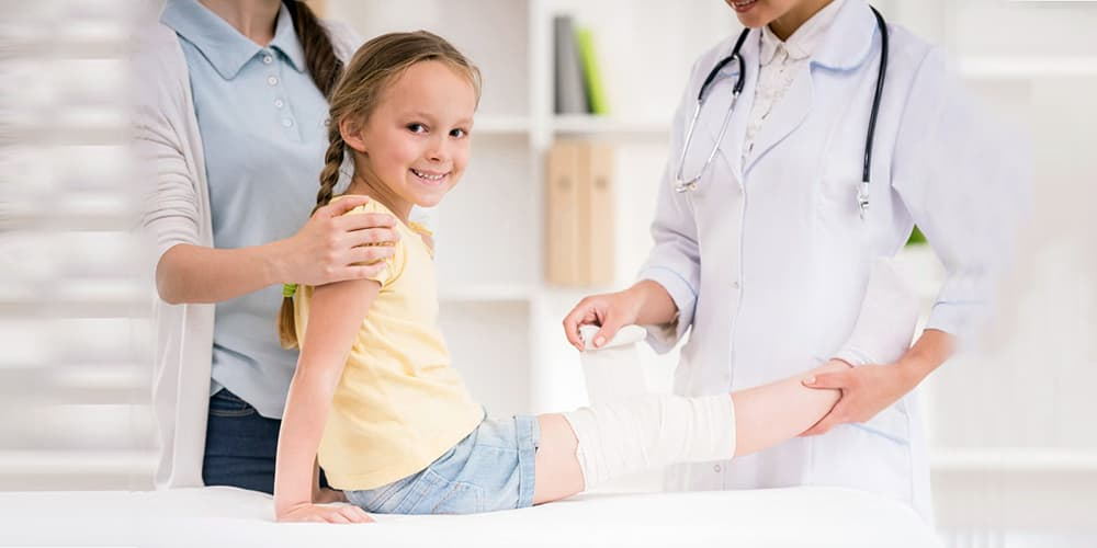 Остеомиелит в детском возрасте