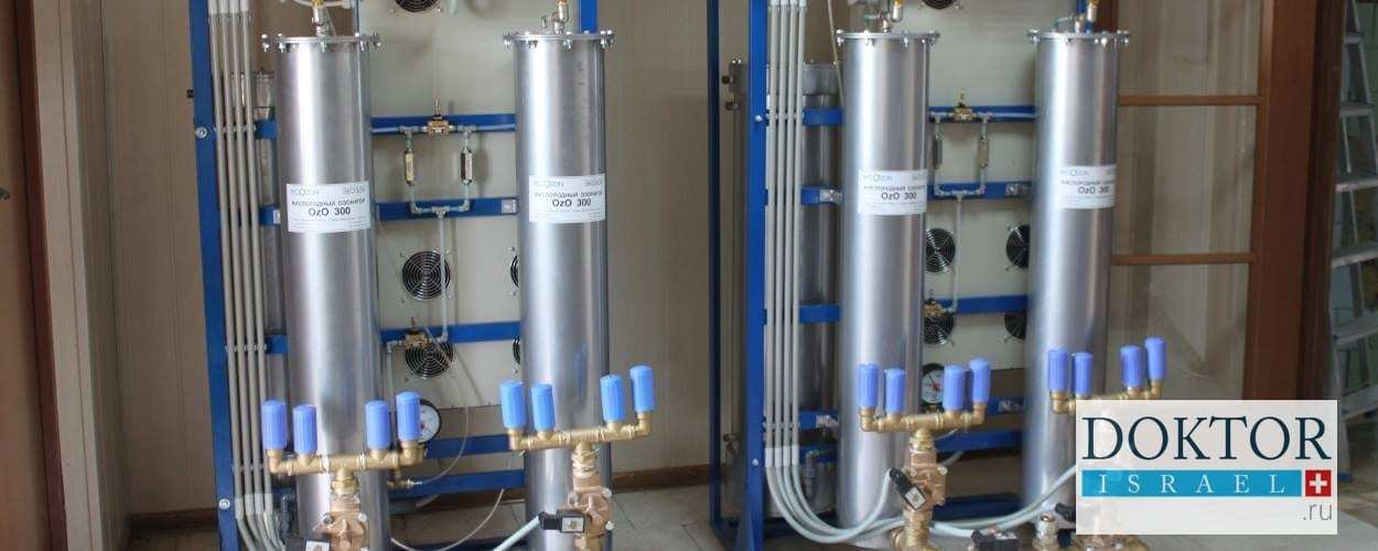 Озонотерапия в Израиле