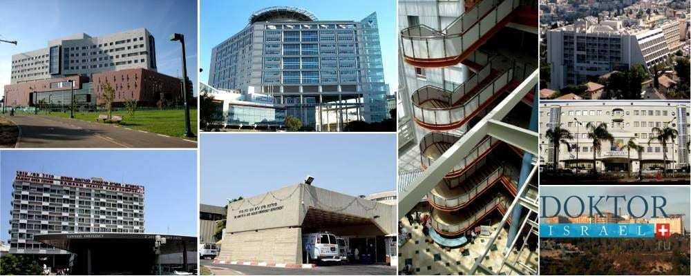 Лучшие клиники в Израиле