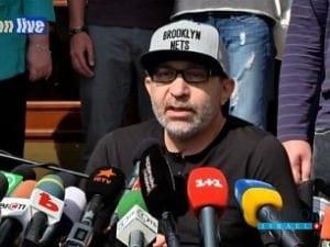 Геннадий Кернес вернулся в Украину после лечения в Израиле