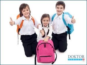 Рекомендации врачей к 1 сентября: рюкзаки и обувь