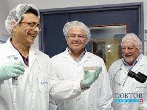 Новая технология лечения БАС с помощью стволовых клеток