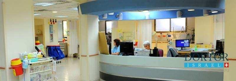 Клиника Бейлинсон, Израиль