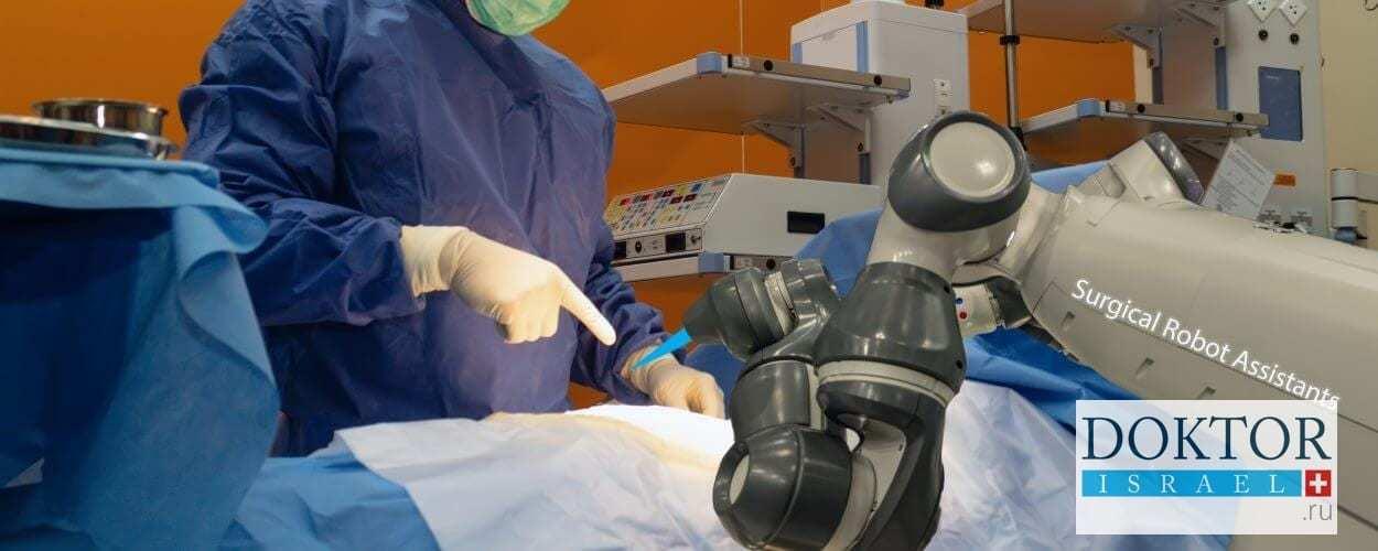 Роботизированная хирургия: исправление женской проблемы с помощью одного разреза
