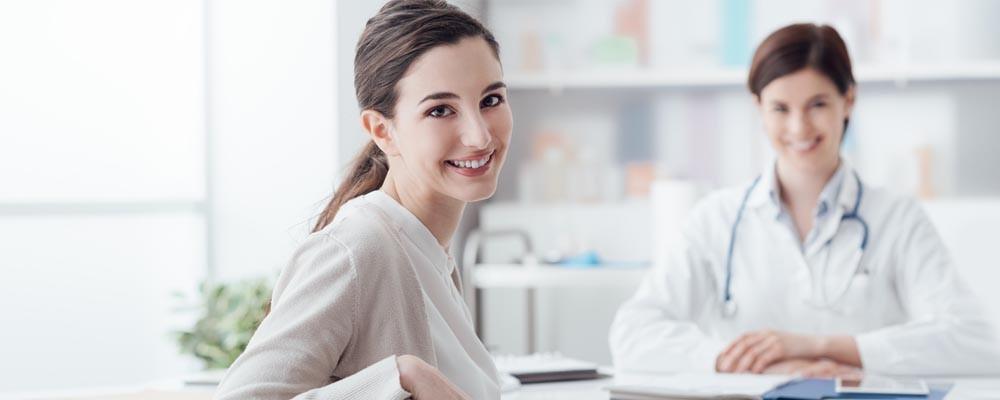 Консультация врача на предмет поликистоза яичников
