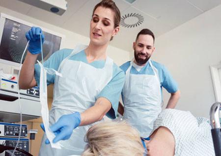 Перед процедурой гастроскопии