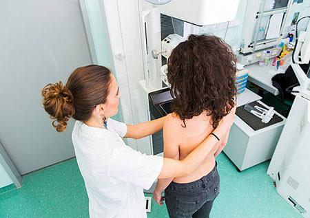 Диагностика заболеваний груди