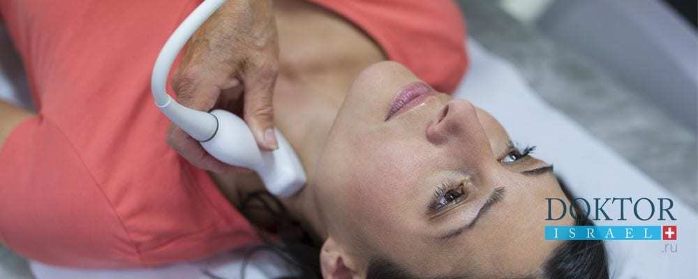 Лечение аденомы щитовидной железы в Израиле