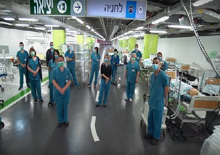 больница рамбам ковид