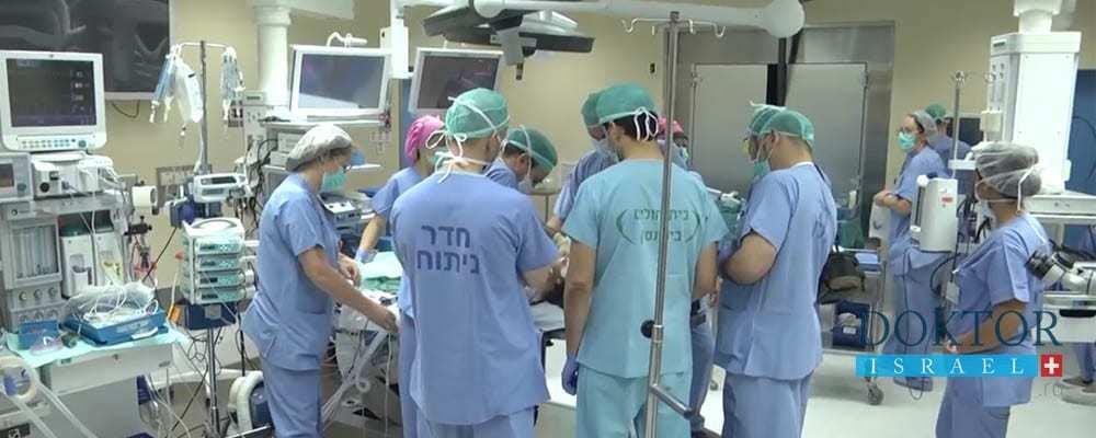 Беспрецедентное удаление опухоли шейного отдела позвоночника в Израиле!