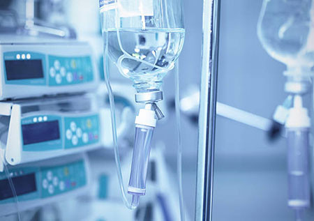 Лечение онкопациентов