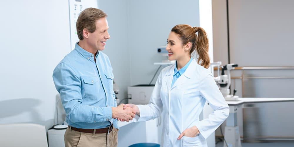 Консультация офтальмолога в Израиле