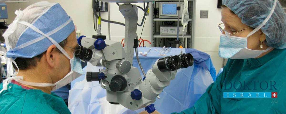 Чудеса израильской офтальмологии: слепые снова увидят мир