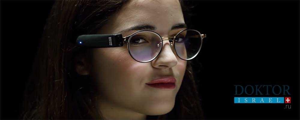 Израильский стартап OrCam: революция искусственного зрения