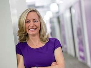 Профессор Джули Флешман глава Движения против рака поджелудочной железы