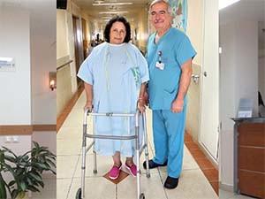 операция в Рамбам прошла успешно