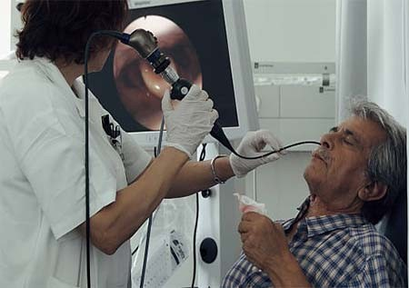 как определить рак носа