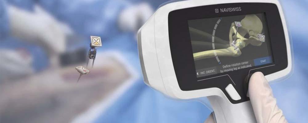 Навигационная система для замены суставов в Израиле