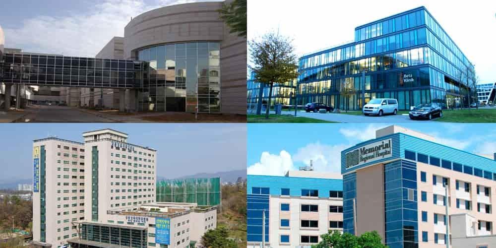 ТОП-4 лучших больниц по лечению миастении за границей