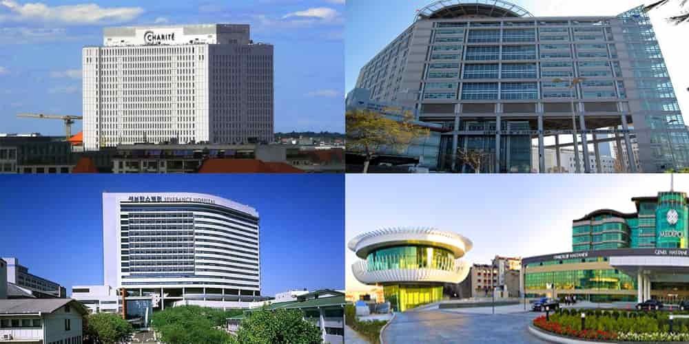 ТОП-4 лучших больниц по лечению рака кишечника за границей