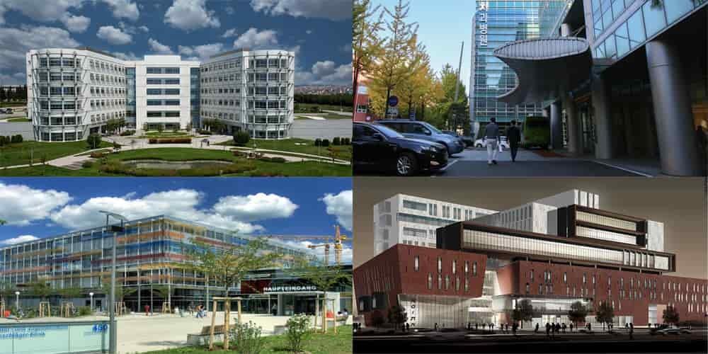 ТОП-4 лучших больниц по лечению склеродермии за границей